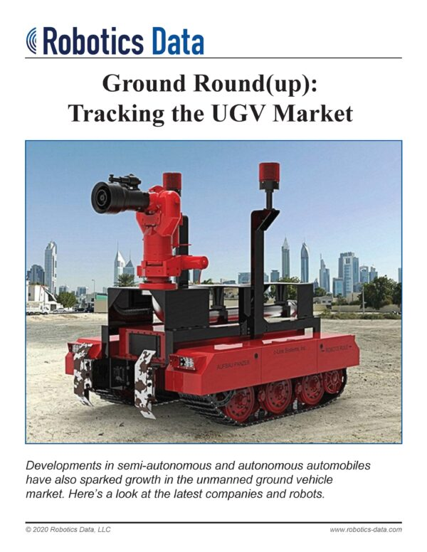 Report cover Ground RoundUp